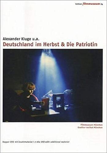 Deutschland im Herbst/Die Patriotin -- via Amazon Partnerprogramm