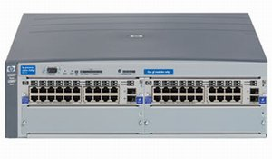 HP ProCurve Switch 4140 GL, 40-port, managed, Layer 3 (J8151A)