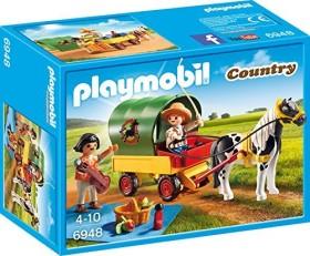 playmobil Country - Ausflug mit Ponywagen (6948)