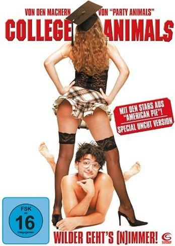 College Animals -- via Amazon Partnerprogramm