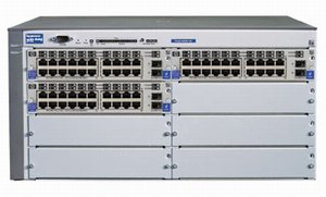 HP ProCurve switch 4160 GL, 60-port, managed, Layer 3 (J8152A)