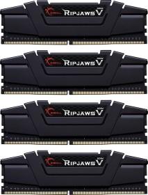 G.Skill RipJaws V black DIMM kit 128GB, DDR4-4000, CL18-22-22-42 (F4-4000C18Q-128GVK)
