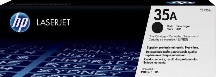 HP Toner 35A schwarz (CB435A)