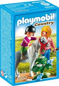 playmobil Country - Spaziergang mit Pony (6950)