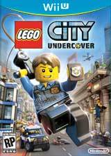 Lego City: Undercover - Collector's Edition (German) (WiiU)