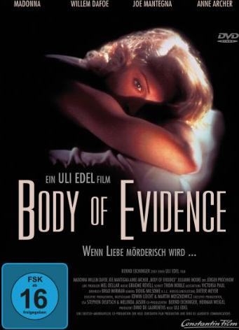 Body of Evidence -- via Amazon Partnerprogramm