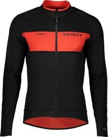 Scott RC Warm Reversible WB Fahrradjacke black/fiery red (Herren) (271572-3176)