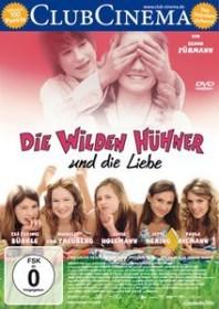 Die wilden Hühner und die Liebe (DVD)