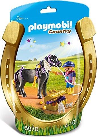 Spielset Playmobil Country Jewelry-Pony Starlet 6970 6x15.5x23.5 cm  4-10 Years Bauernhof