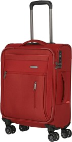 Travelite Capri 4-Rad Trolley S rot (89847-10)