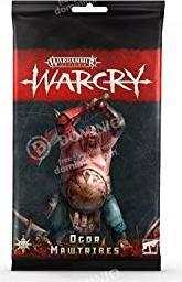Games Workshop Warhammer Age of Sigmar Warcry - Karten der Ogor Mawtribes (99220213002)