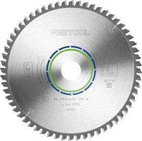 Festool W60 circular saw blade, 1-pack (491051)