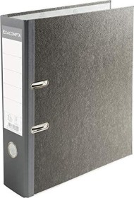 Exacompta Prem'Touch A4 80mm, grau, Ordner (53709E)