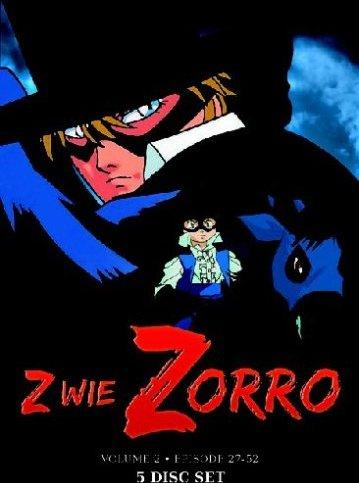Z wie Zorro Vol. 2 (Folgen 27-52) -- via Amazon Partnerprogramm