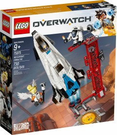 LEGO Overwatch - Watchpoint: Gibraltar (75975)