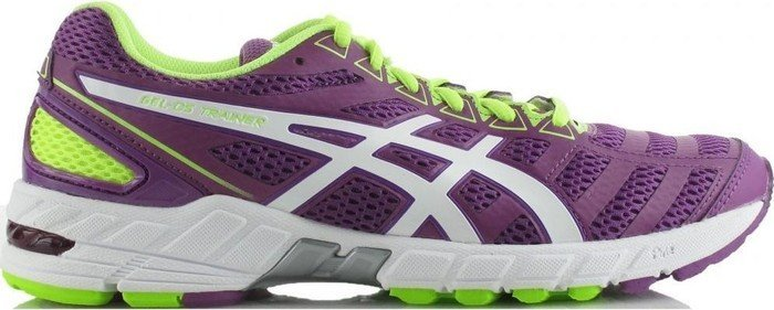 info for 7e6a3 7f82b Asics gel-DS Trainer 18 purple/white/yellow (ladies) (T355N ...
