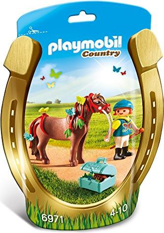 playmobil Country - Schmück-Pony Schmetterling (6971)