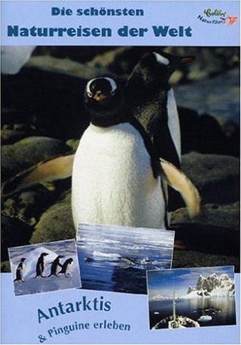Antarktis & Pinguine erleben -- via Amazon Partnerprogramm