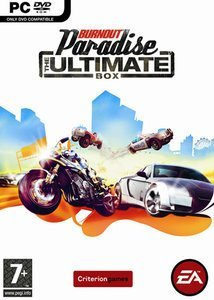 Burnout 5 - Paradise Ultimate Edition (German) (PC)