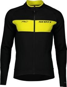 Scott RC Warm Reversible WB Fahrradjacke black/sulphur yellow (Herren) (271572-5024)
