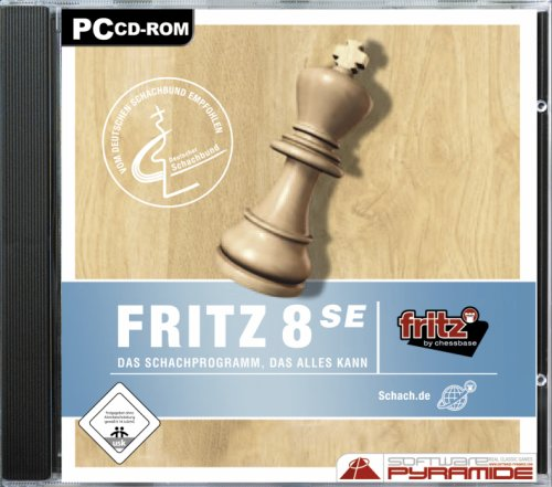 Fritz 8.0 (German) (PC) -- via Amazon Partnerprogramm
