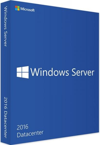 Microsoft: Windows Server 2016 64Bit Datacenter OEM/DSP/SB, 16 Cores (niemiecki) (PC) (P71-08653) -- via Amazon Partnerprogramm