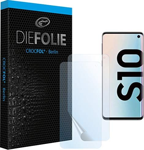 Crocfol DieFolie Case Fit für Samsung Galaxy S10 (DF4947-CF)