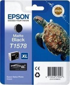 Epson Tinte T1578 schwarz matt (C13T157840)