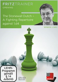 Chessbase The Dutch Stonewall - A fighting repertoire against 1.d4 (englisch) (PC)