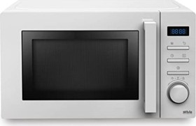 Silva Schneider MWG-E 20.6 microwave with grill white