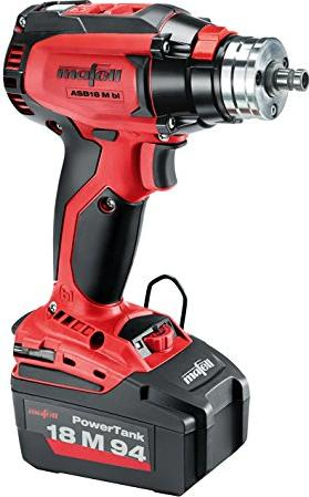 Mafell ASB18 M bl MidiMAX cordless combi drill incl. case + 2 Batteries 4.0Ah (91A101)
