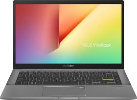 ASUS VivoBook S14 S433FL-EB028T Indie Black, Fingerprint-Reader (90NB0PZ4-M00490)