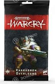 Games Workshop Warhammer Age of Sigmar Warcry - Karten der Kharadron Overlords (99220205003)