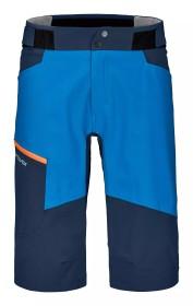 Ortovox Pala Hose kurz safety blue (Herren) (62078)