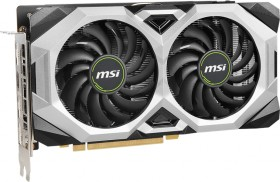 MSI GeForce GTX 1660 SUPER Ventus OC, 6GB GDDR6, HDMI, 3x DP (V375-604R)
