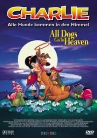 Charlie - Alle Hunde kommen in den Himmel (DVD)