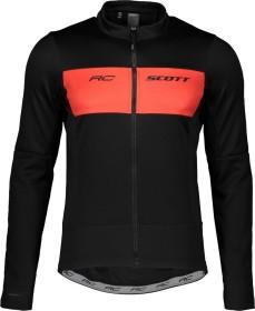 Scott RC Warm Hybrid WB Fahrradjacke black/fiery red (Herren) (271573-3176)