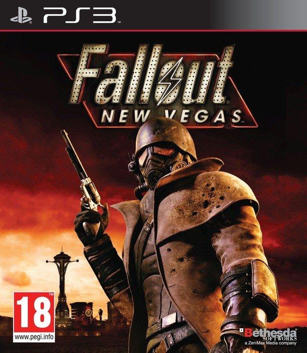 Fallout 3 - New Vegas (deutsch) (PS3)