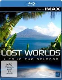 IMAX: Verlorene Welten - Lost Worlds (Blu-ray)