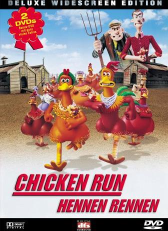 Chicken Run - Hennen rennen -- via Amazon Partnerprogramm