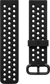 Fitbit Ersatzarmband Sport S für Versa 2 schwarz (FB171SBBKS)