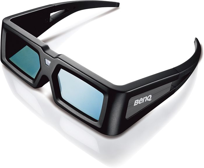 BenQ 3D Glasses, 3D-Brille (5J.J0T14.011)