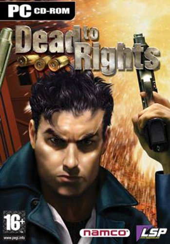 Dead to Rights (niemiecki) (PC) -- via Amazon Partnerprogramm