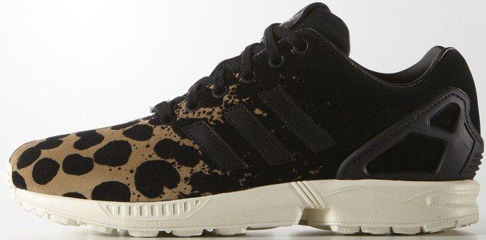 Adidas ZX Flux W Sneaker B35312 Core Black/Cardboard 38 2/3 t3JK2