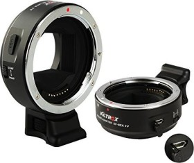Viltrox Canon EF on Sony E lens adapter (EF-NEX IV)