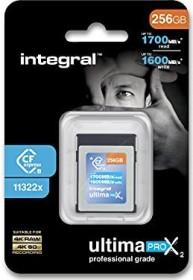 Integral ultima PRO X2 R1700/W1600 CFexpress Type B 256GB (INCFE256G1700/1600)