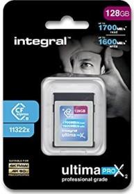 Integral ultima PRO X2 R1700/W1600 CFexpress Type B 128GB (INCFE128G1700/1600)