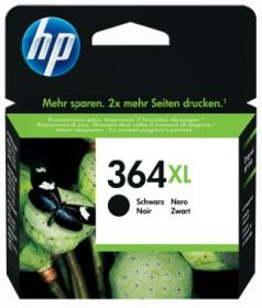 HP Tinte 364 XL schwarz mittlere Kapazität (CN684EE)