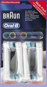 Braun Oral-B brush heads FlexiSoft, 8-pack (EB17-8)
