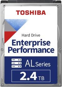 Toshiba Enterprise Performance AL15SEB 2.4TB, 512e, SAS 12Gb/s (AL15SEB24EQ)